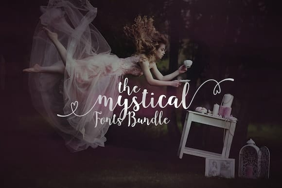 Mystical-Fonts-Bundle