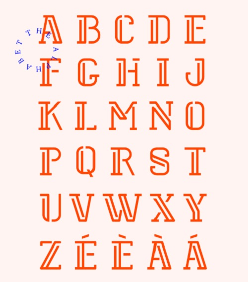 Stoked Display Typeface