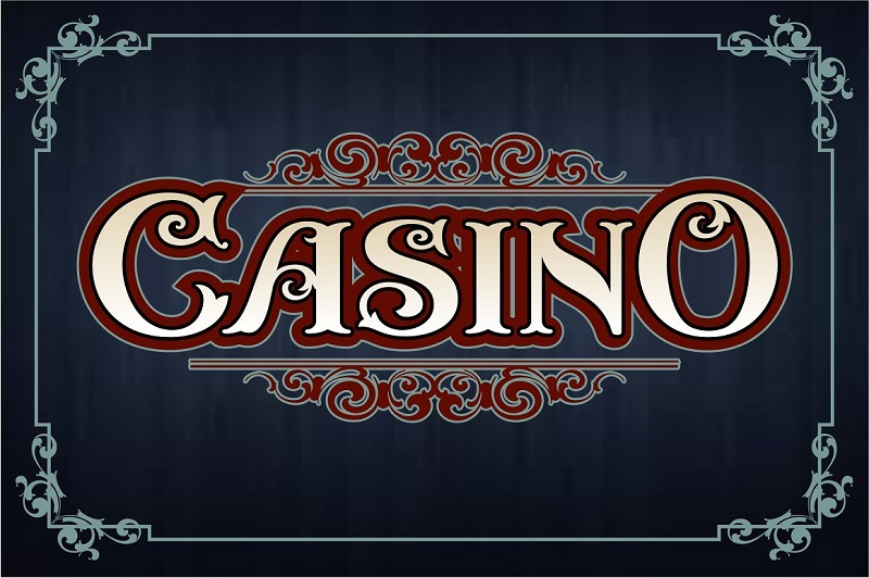 Amazing Casino Fonts