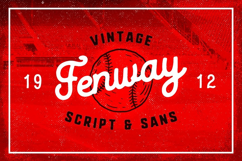 Cool Baseball Fonts