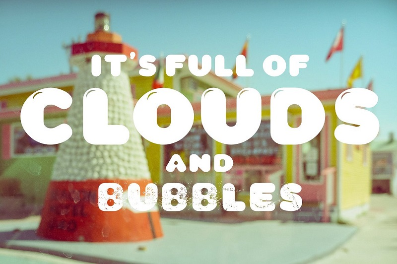 Bubble Fonts