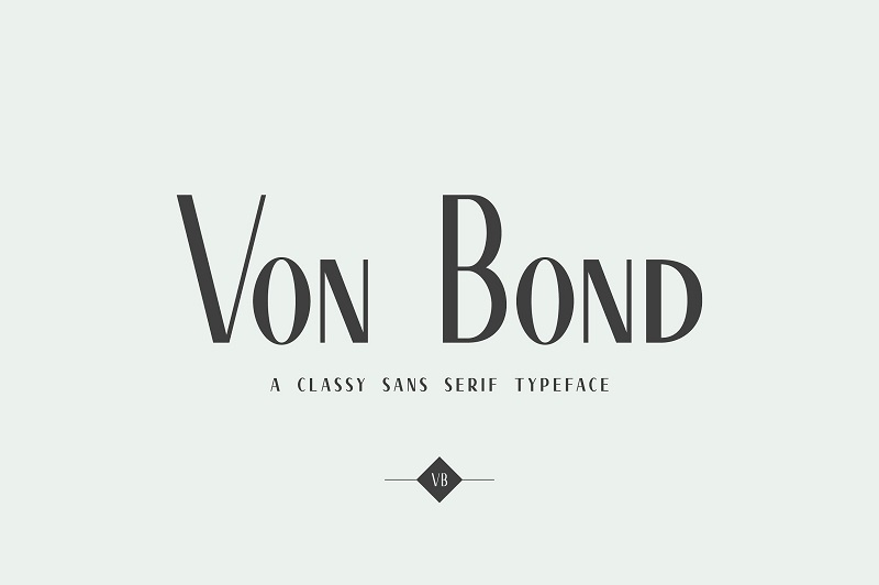 Art Deco Fonts