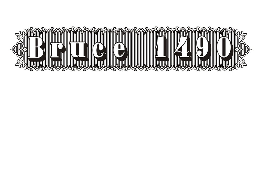 Currency Fonts