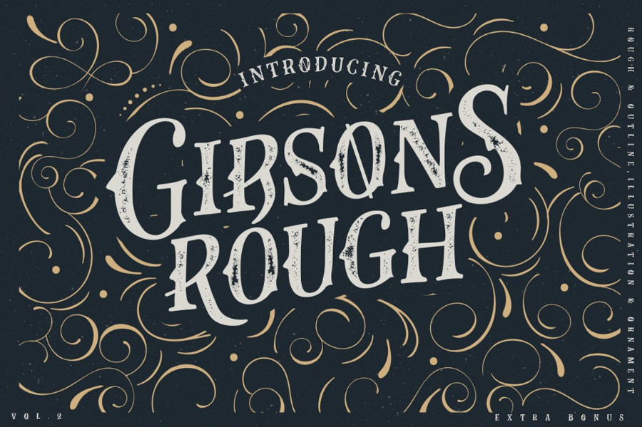 GibsonsRough