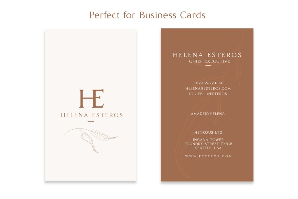 Delight Business Card Ideas