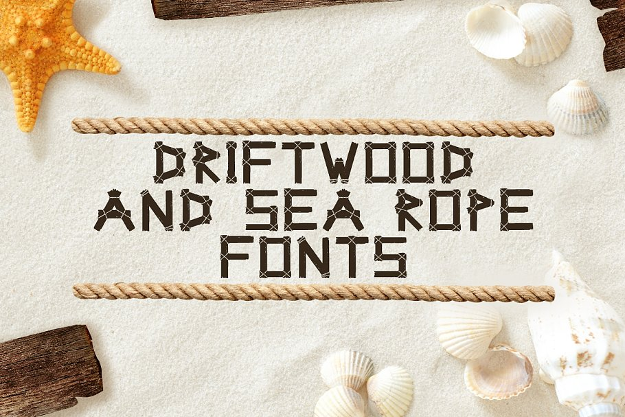 Driftwood and Sea min