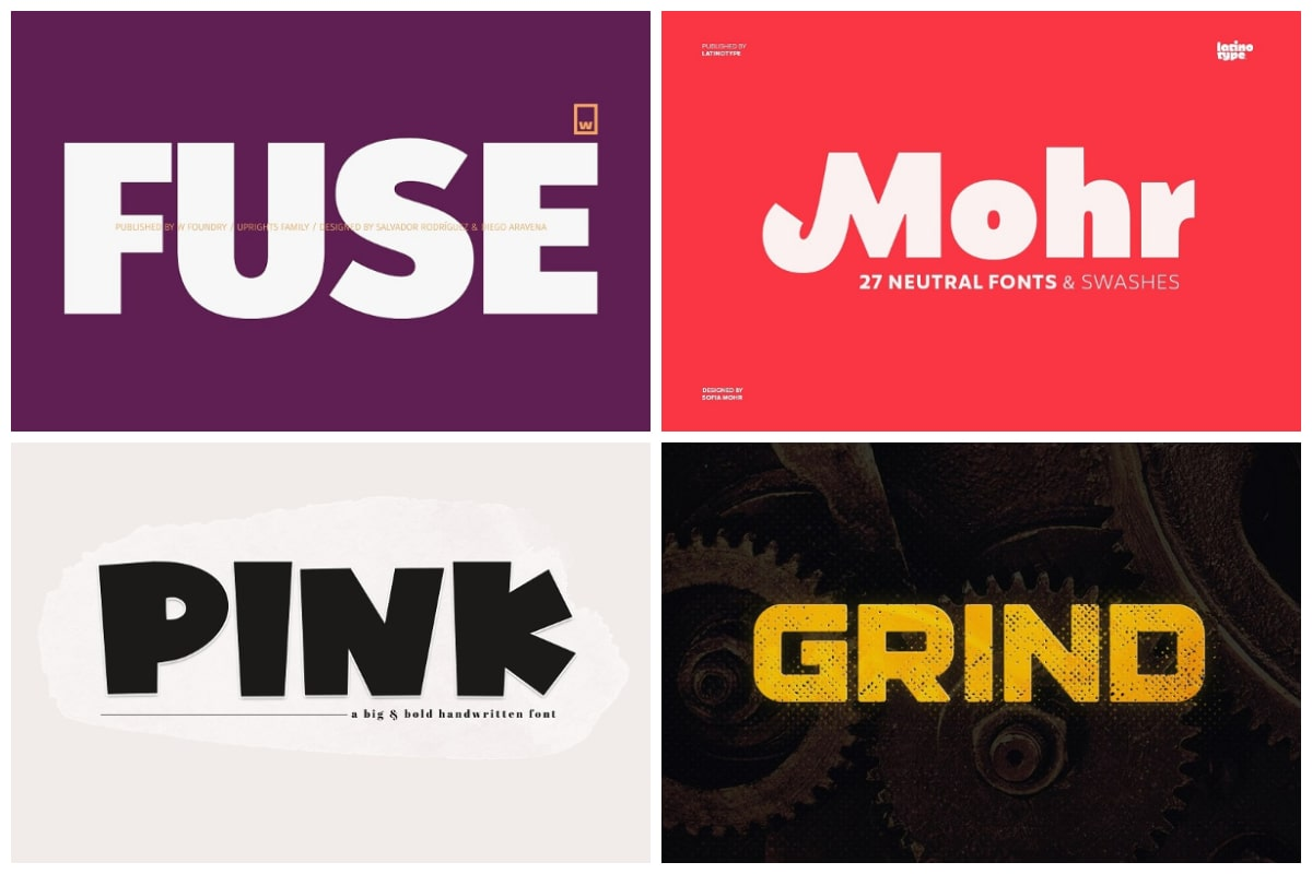 Thick and Heavy Fonts min