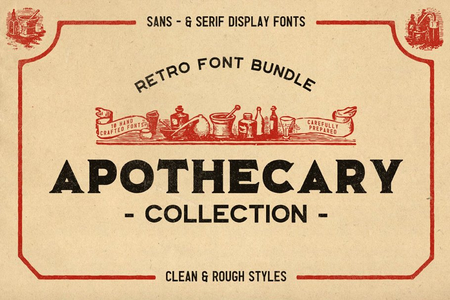 Apothecary Collection min