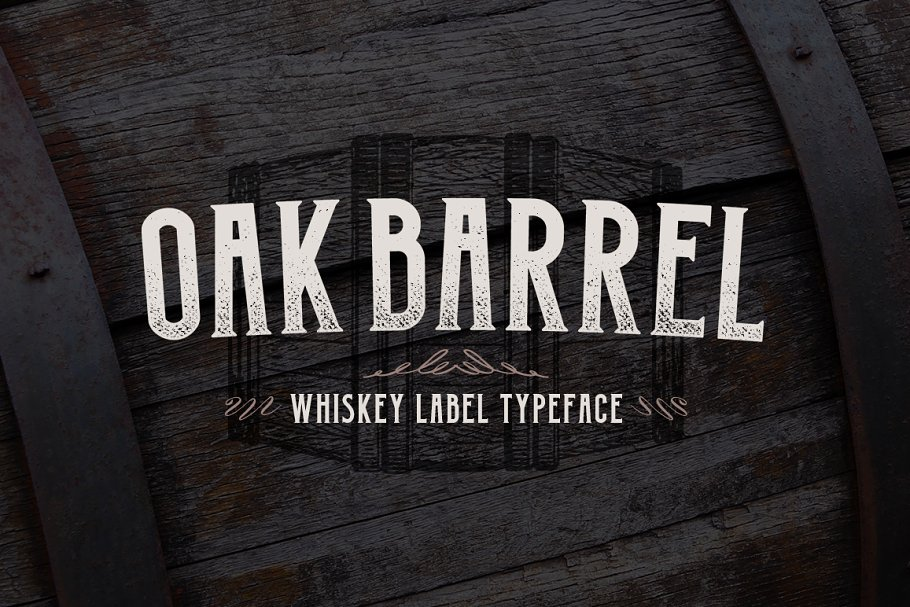 Oak Barrel min