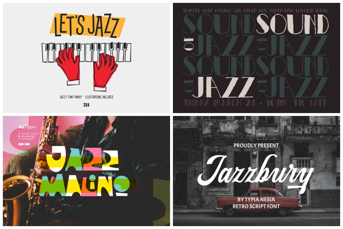 Jazz Fonts cover min
