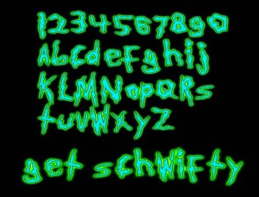 free-rick-and-morty-fonts