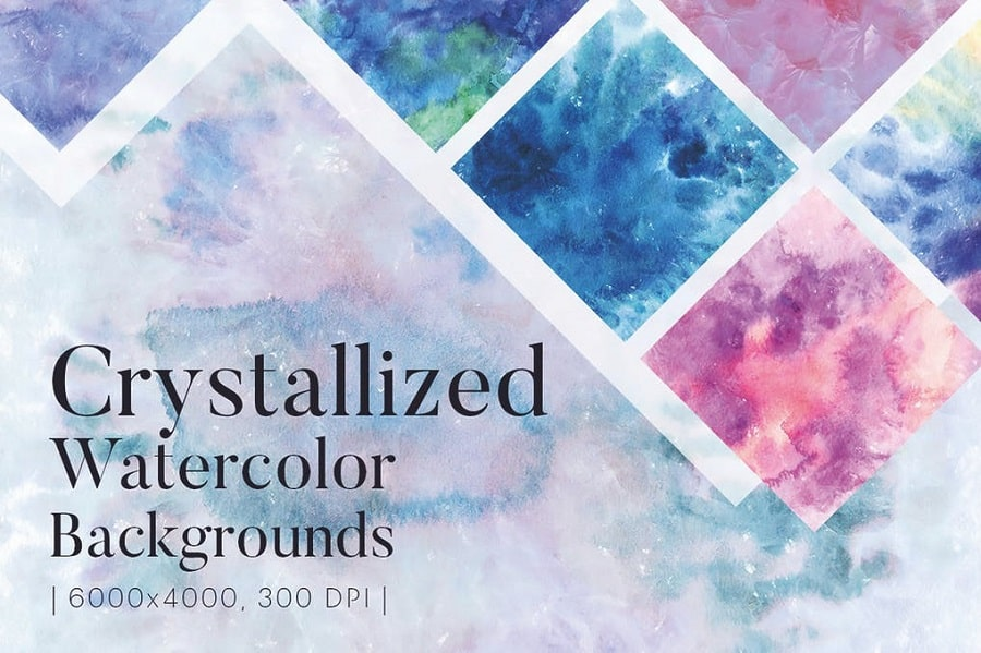 Crystallized Watercolor min