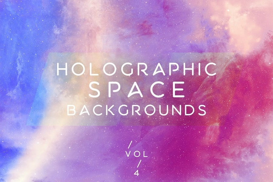 Holographic Space Vol4