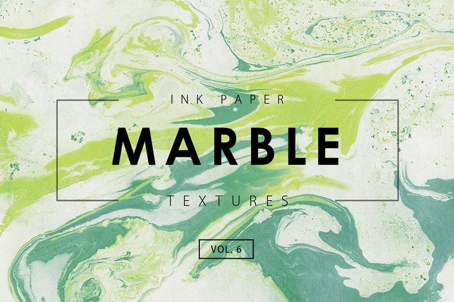 Marble Ink Textures 6 min