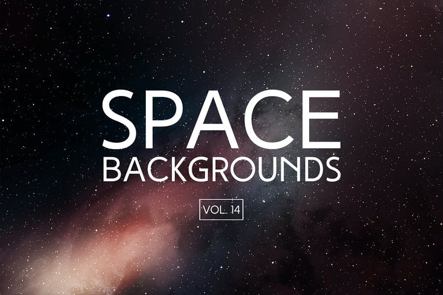 Space Backgrounds Vol 14 min