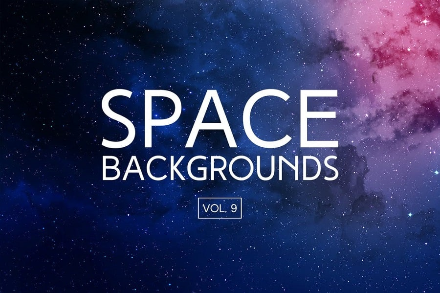 Space Backgrounds Vol 9 min