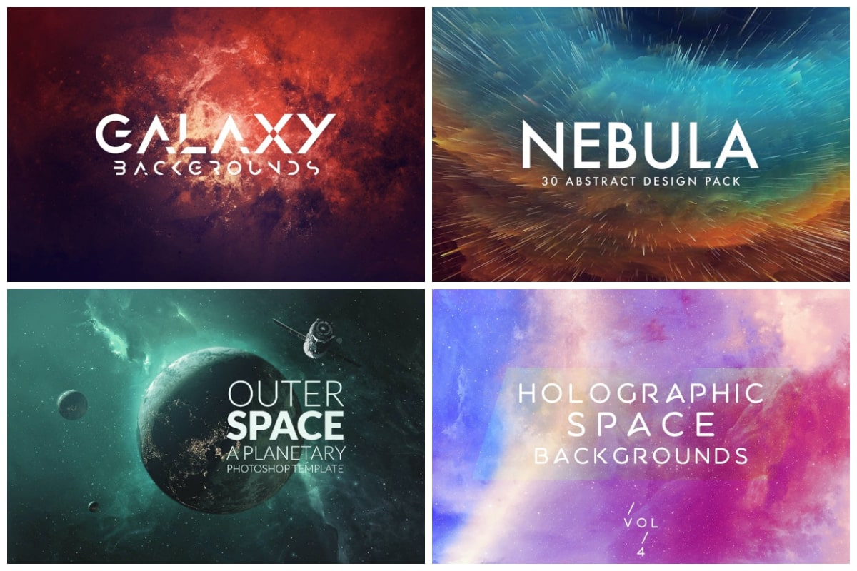 Space Backgrounds cover min