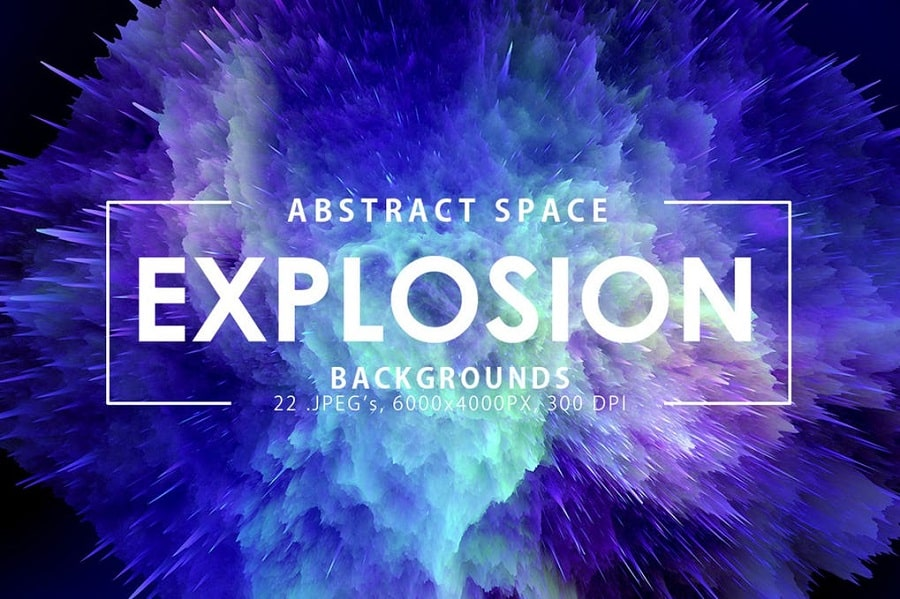 Space Explosion Backgrounds min