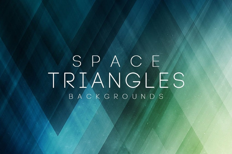 Space Triangles min