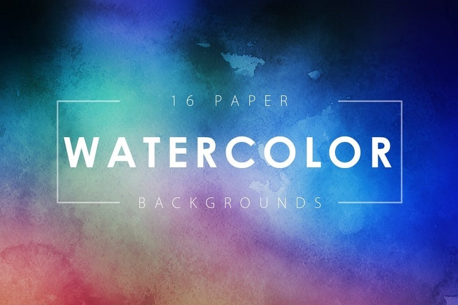 Watercolor Paper Backgrounds1