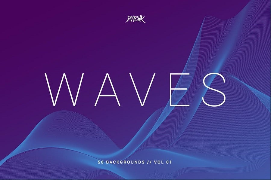 Waves Network Lines min