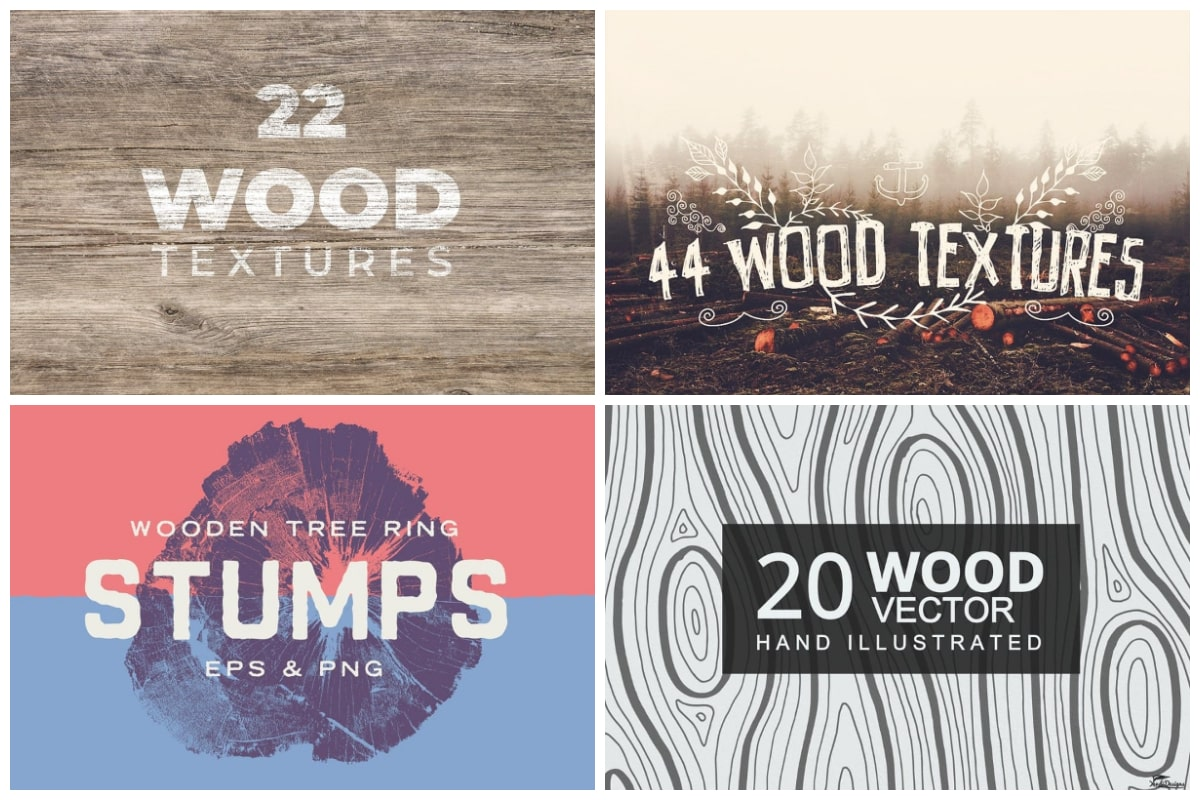 Wood Textures cover min