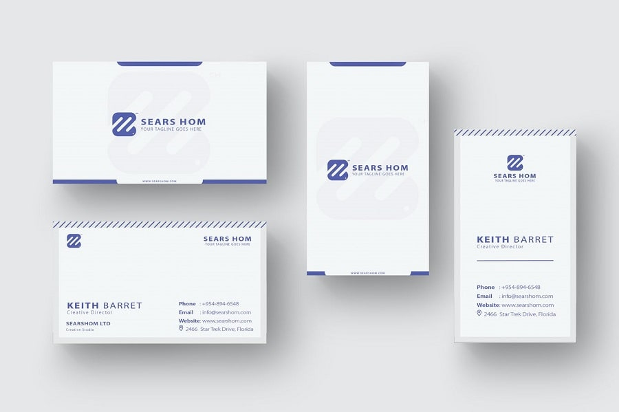 Business Card Name min