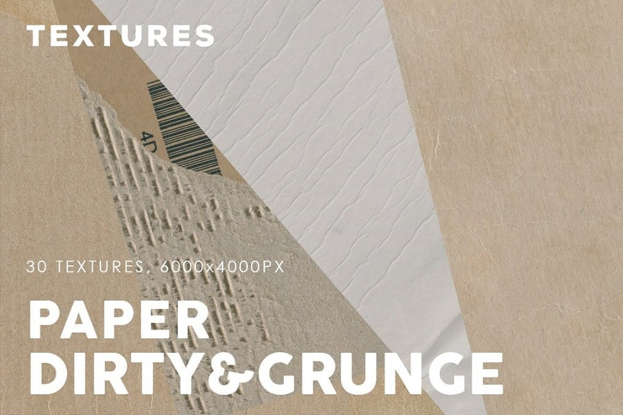 Dirty Paper Textures min