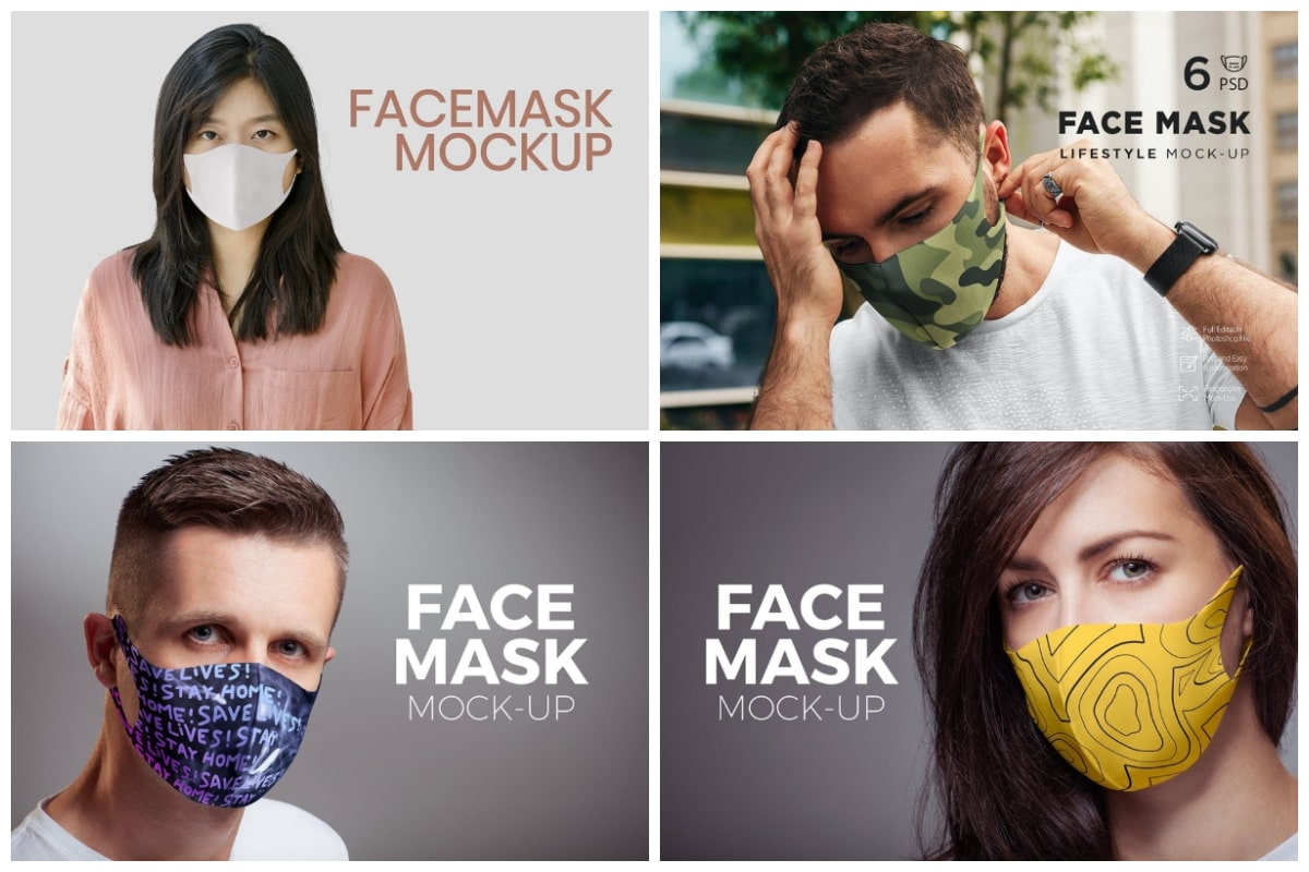 Face Mask cover min