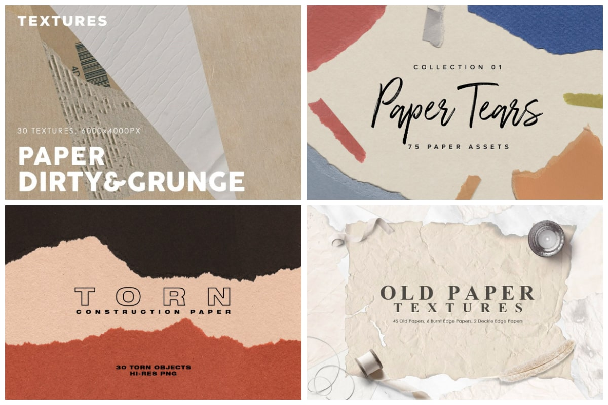 Paper Textures cover min