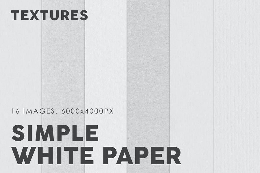 White Simple Paper Textures min