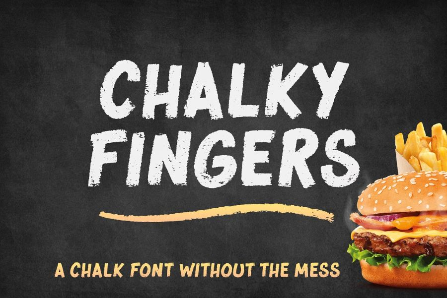 Chalky Fingers
