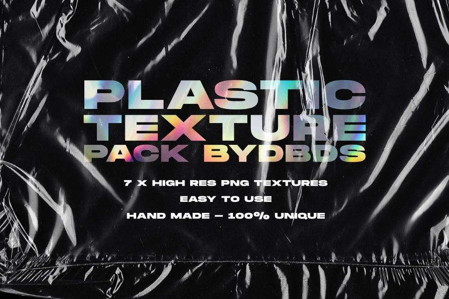 High Res Plastic Textures