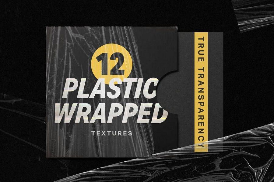 Plastic Wrapped Textures